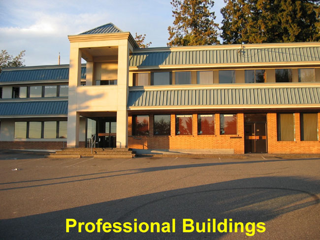 Professional Buildings & Office Cleaning