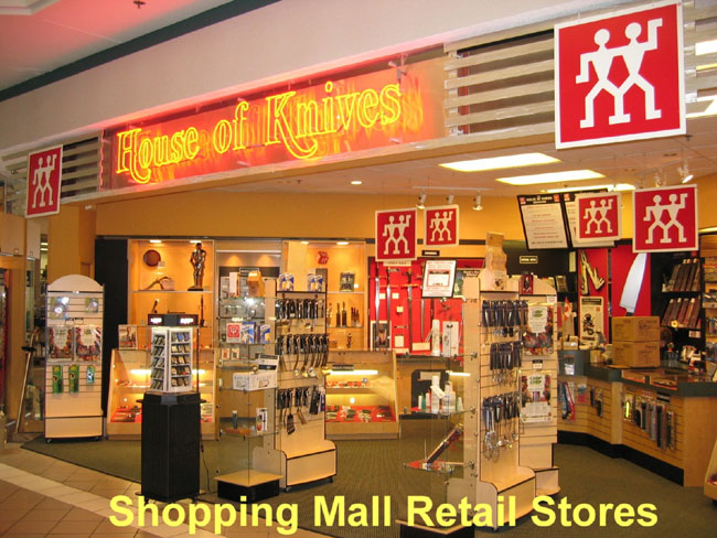 Shopping Mall & Retail Store Cleaning